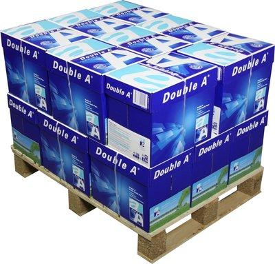 Double A A4 80grams minipalet (16 dozen op pallet)