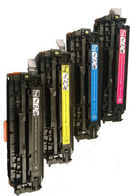 Multiset huismerk voor de HP M476 CF380X 81A 82A 83A